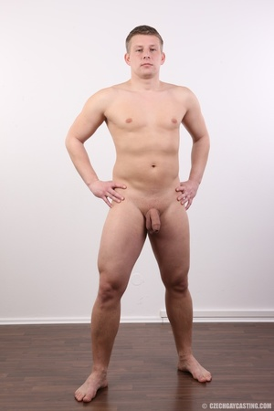 Well built guy will grow cock hungry - XXX Dessert - Picture 11