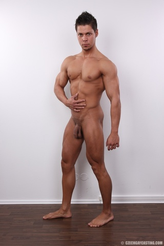hot bodybuilder will shoot