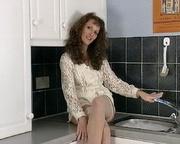 housewife janet having fun