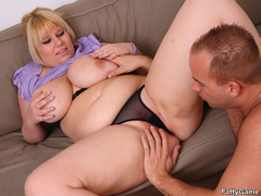 Big is sweet as guy finds out getting sucked and banging - Picture 9