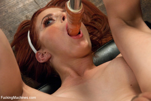 Sweet orgasms as cute chick moans with p - XXX Dessert - Picture 6