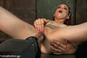 Sweet orgasms as cute chick moans with p - XXX Dessert - Picture 9