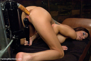 Pleasurable moaning as hot looking chick - XXX Dessert - Picture 11