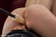 sex machines show seductive