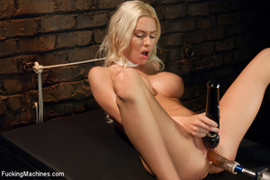 Lusty girl feeling horny quenches thirst - XXX Dessert - Picture 2