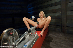 Lusty girl feeling horny quenches thirst - XXX Dessert - Picture 3