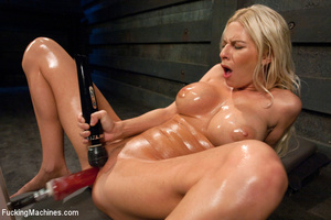 Lusty girl feeling horny quenches thirst - XXX Dessert - Picture 11