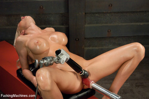 Lusty girl feeling horny quenches thirst - XXX Dessert - Picture 14
