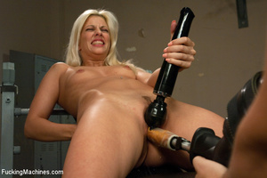 Hot chick has itch quenched good as she  - XXX Dessert - Picture 3