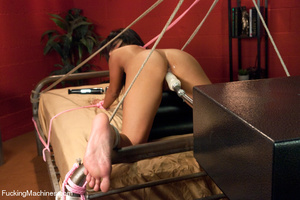 Sweet moaning and auto banging as kinky  - Picture 7