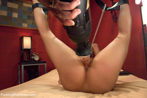 Sweet moaning and auto banging as kinky  - Picture 10