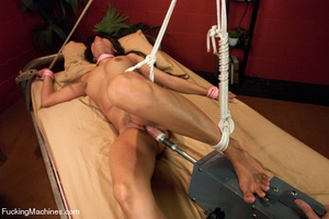 Sweet moaning and auto banging as kinky  - Picture 13