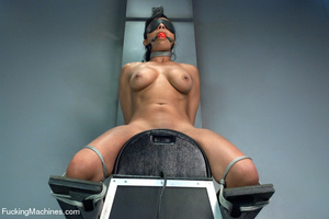 Kinky automated fucking action as cute s - XXX Dessert - Picture 2
