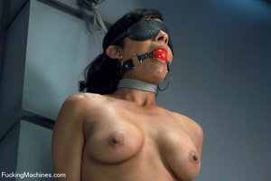 Kinky automated fucking action as cute s - XXX Dessert - Picture 3