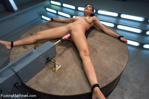 Kinky automated fucking action as cute s - XXX Dessert - Picture 5