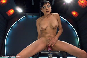 Kinky automated fucking action as cute s - XXX Dessert - Picture 11