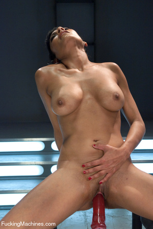 Kinky automated fucking action as cute s - XXX Dessert - Picture 12