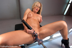 Moaning and moaning as horny chick gets  - XXX Dessert - Picture 5