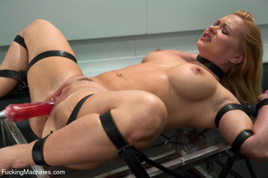Its hot steamy fun as sexy chick is bang - XXX Dessert - Picture 9