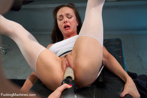 Double action as two lesbians enjoy touc - XXX Dessert - Picture 7