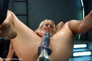 Double action as two lesbians enjoy touc - XXX Dessert - Picture 13