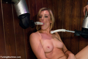 Pretty sexy chick enjoys getting banged  - XXX Dessert - Picture 3