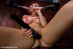Pretty sexy chick enjoys getting banged  - XXX Dessert - Picture 4