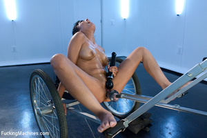 Multiple orgasms as this horny chick get - XXX Dessert - Picture 6