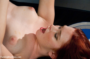 Sweet looking chick gets banged and dril - XXX Dessert - Picture 8
