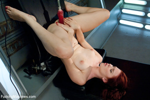 Sweet looking chick gets banged and dril - XXX Dessert - Picture 9