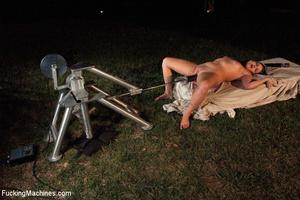 Sex machines show no mercy as they pound - XXX Dessert - Picture 5