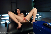 naughty babe loves playing