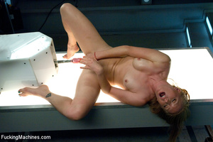 Lovely babe has wild time as she enjoys  - XXX Dessert - Picture 2