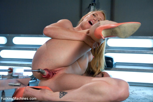 Lovely babe has wild time as she enjoys  - XXX Dessert - Picture 5