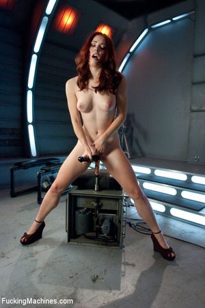 Great automated fucking action as sweet  - XXX Dessert - Picture 3