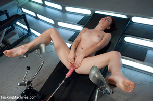 Great automated fucking action as sweet  - XXX Dessert - Picture 7