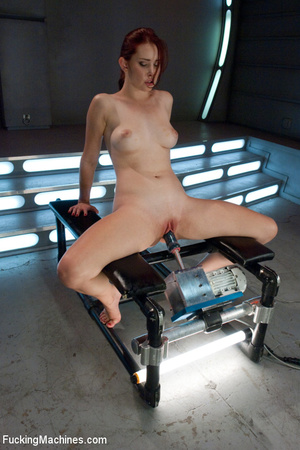 Great automated fucking action as sweet  - XXX Dessert - Picture 10