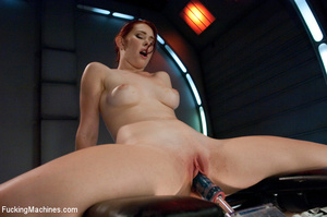 Great automated fucking action as sweet  - XXX Dessert - Picture 11