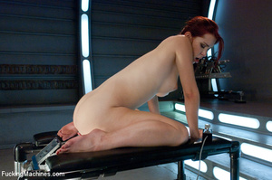 Great automated fucking action as sweet  - XXX Dessert - Picture 12