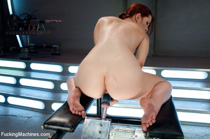Great automated fucking action as sweet  - XXX Dessert - Picture 13