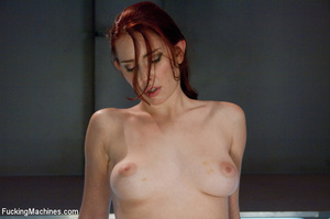 Great automated fucking action as sweet  - XXX Dessert - Picture 15