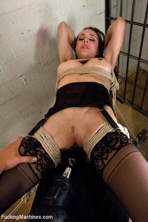 Kinky action as hot looking chick plays  - XXX Dessert - Picture 13