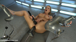 Smooth skinned chick moans to orgasm as  - XXX Dessert - Picture 5