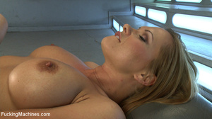Smooth skinned chick moans to orgasm as  - XXX Dessert - Picture 11