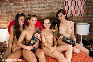 hot mechanized fucking girls