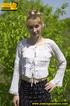 young cute blonde enjoying