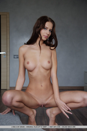 Cute sex model with cute bouncy tits dis - XXX Dessert - Picture 15
