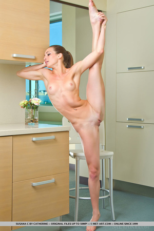 Amazing looking cute sex models shows he - XXX Dessert - Picture 7