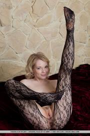 hot erotic babe goes