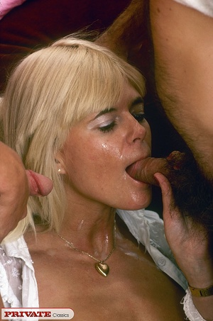 Cum in Rosalyns face is what this woman  - XXX Dessert - Picture 9